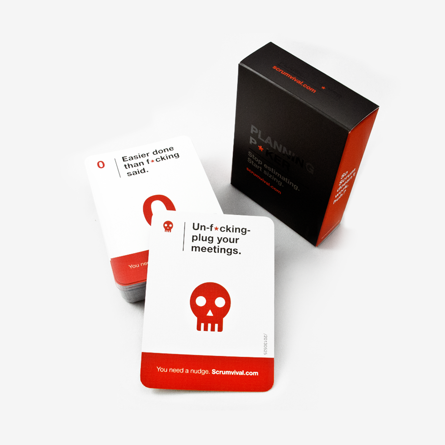 Agile Sizing Cards